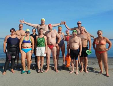 Notorious Alki Swimmers