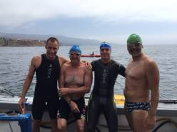 Catalina Channel Swim - Crew