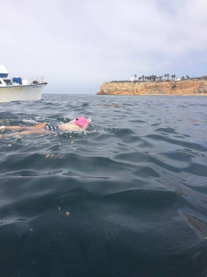 Catalina Channel Swim