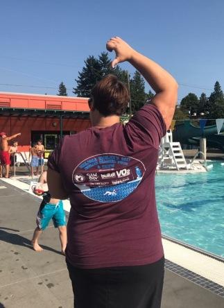 English Channel Swim - Support Crew Shirt!
