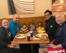 Swim Crew Breakfast