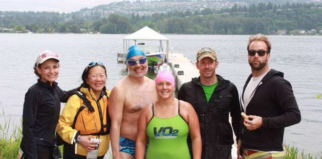 Mercer Island Marathon Swim - Solo Swim