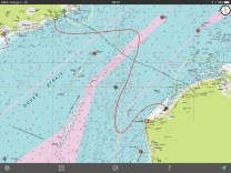 Anastasia Nautical Track