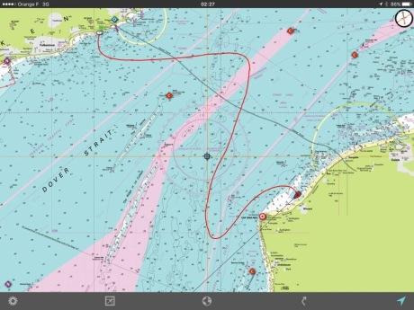 Anastasia Nautical Track
