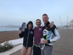 Pre-Swim Photo