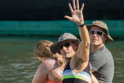 Manhattan Island Marathon Swim - Crew