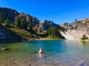 Lake Minotaur - Okanogan-Wenatchee National Forest