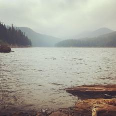 Lost Lake at Snoqualmie-Mt. Baker National Forest