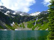 Rainy Lake - Northern Cascades