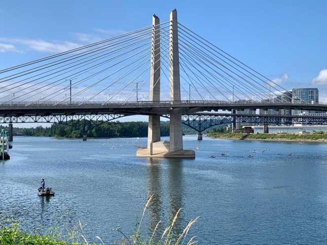 Portland Bridge Swim